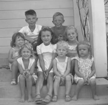 Life on Aurora Drive, Austin, Texas, 1941-1960
