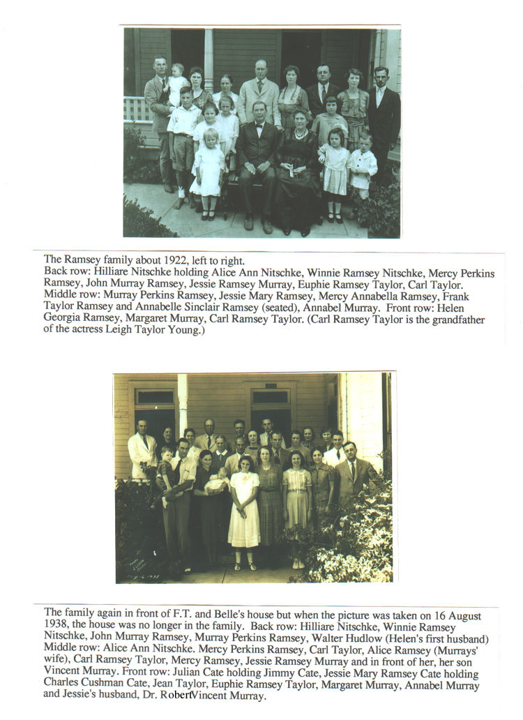 Illustrated Ramsey Family History